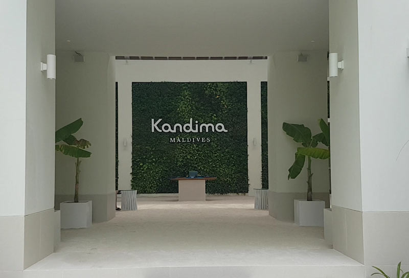 Welcome to Kandima Maldives