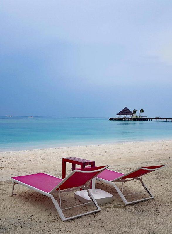 Kandima beach