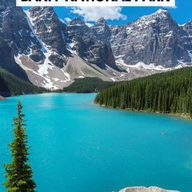 what to do in Banff National Park