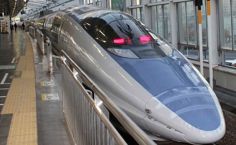 Japan high-speed rail