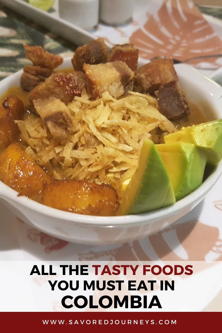 What to Eat in Colombia