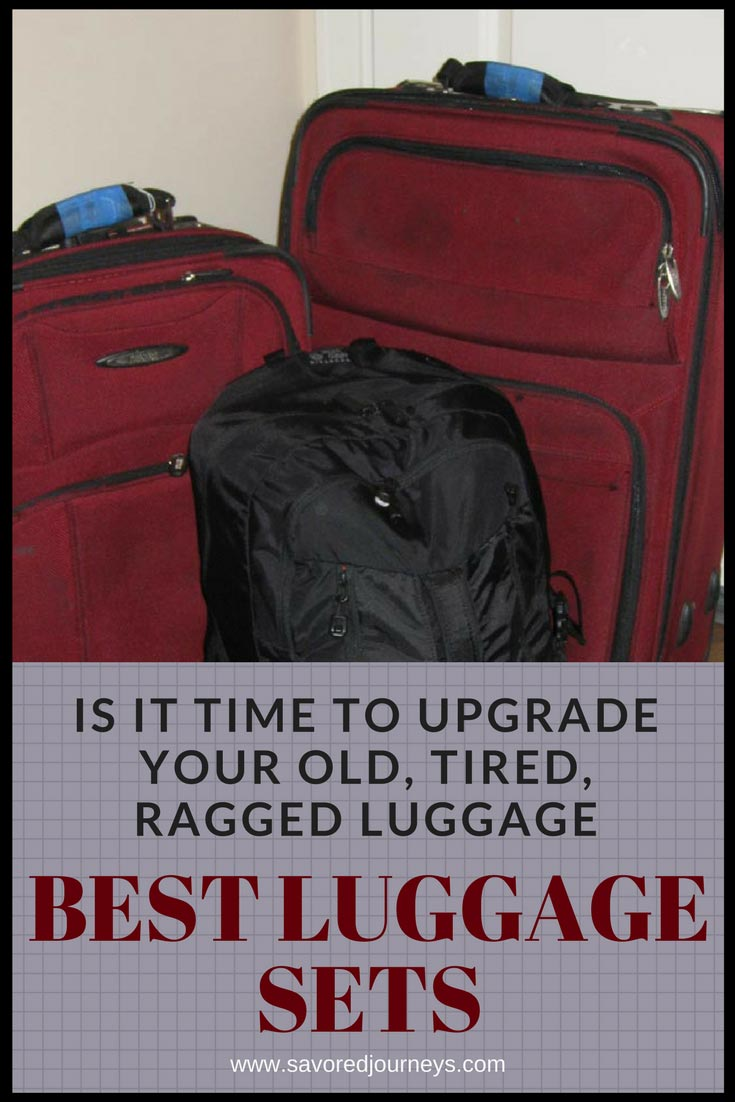 Need to replace your old-tired luggage? Check out our reviews of the top luggage sets