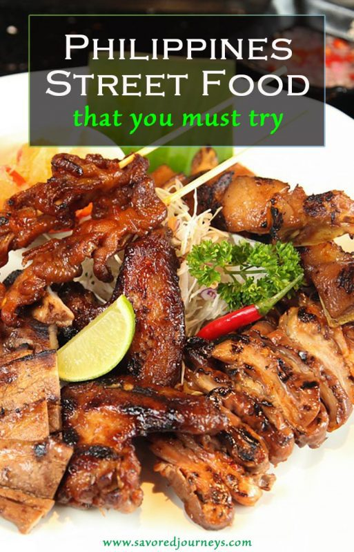 Philippines Street Foods that you must try when you visit