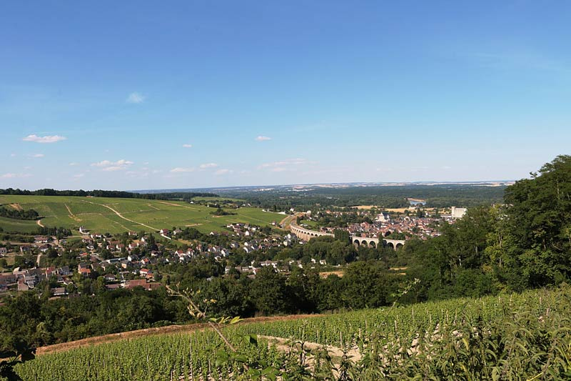 Sancerre in the Loire Valley