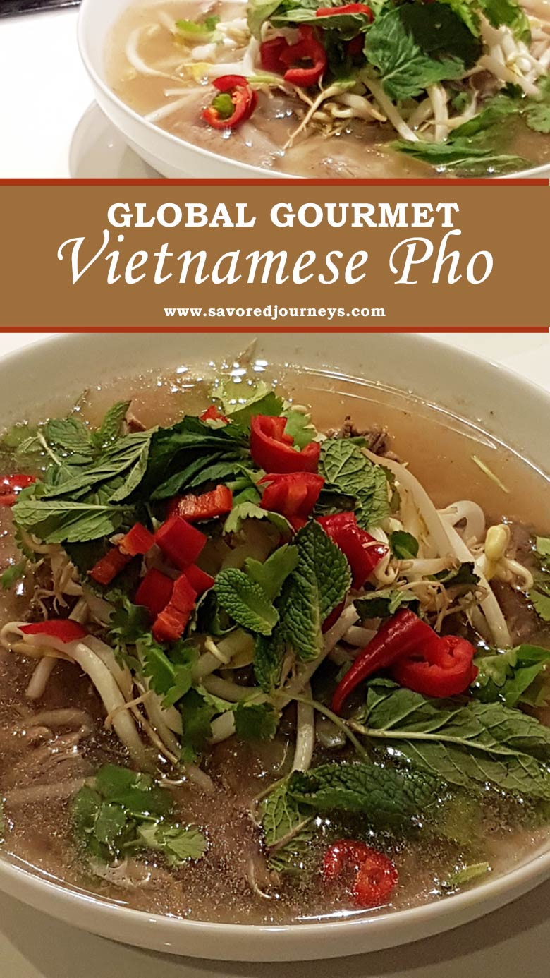 How to make Vietnamese Pho at home
