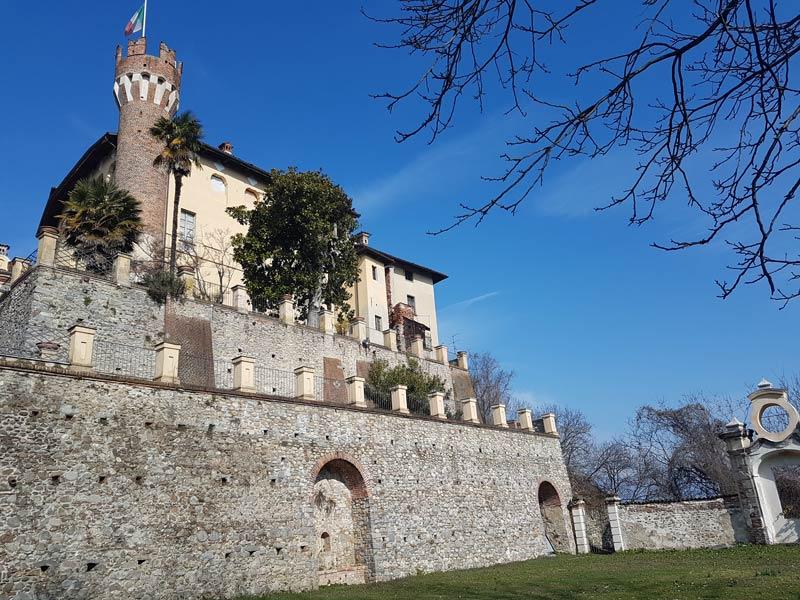 Castle of Castellengo