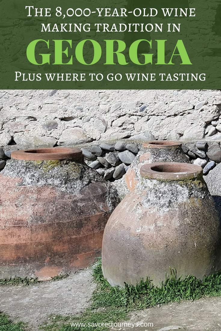 Visit these top wineries in Georgia to learn all about the winemaking traditions and taste some really great wine