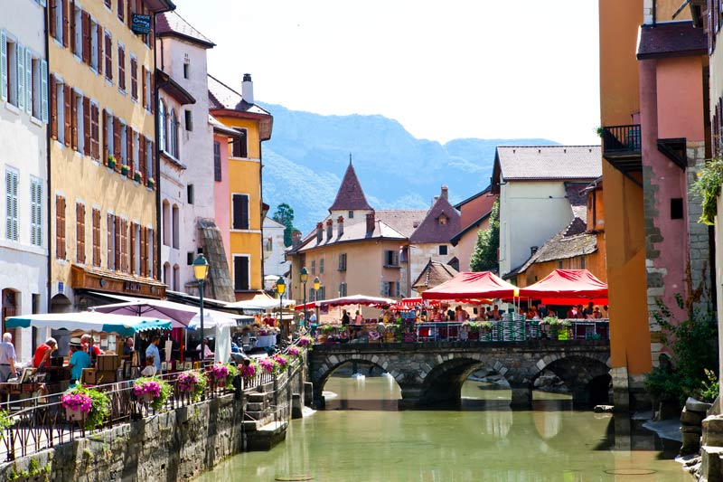 Annecy market