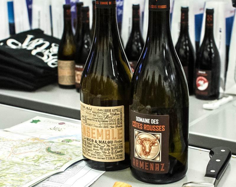 Domaine des Cotes Rousses wine