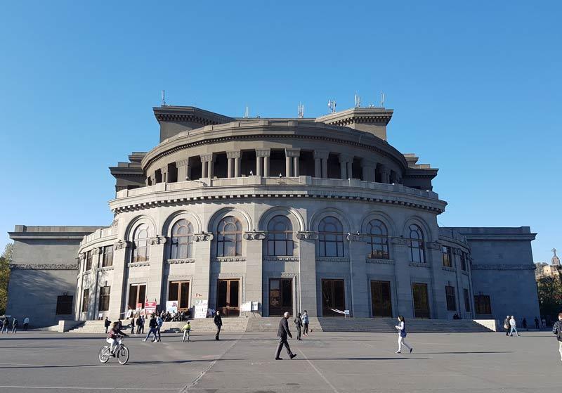 Yerevan Opera House