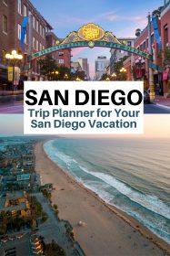 San Diego Trip Planner
