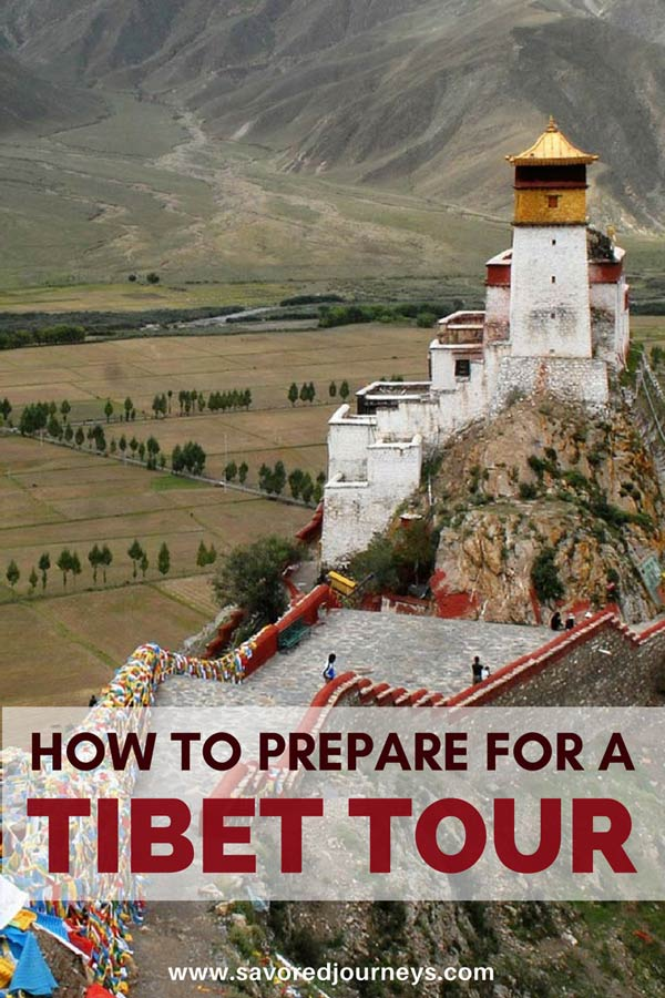 How to prepare for a Tibet Tour