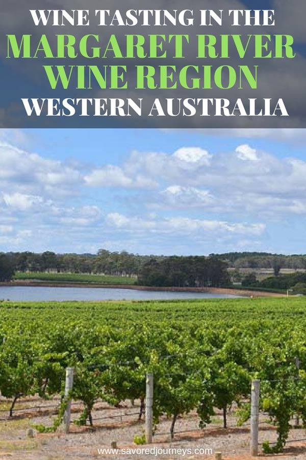 Wine tasting in the Margaret River wine region in Western Australia