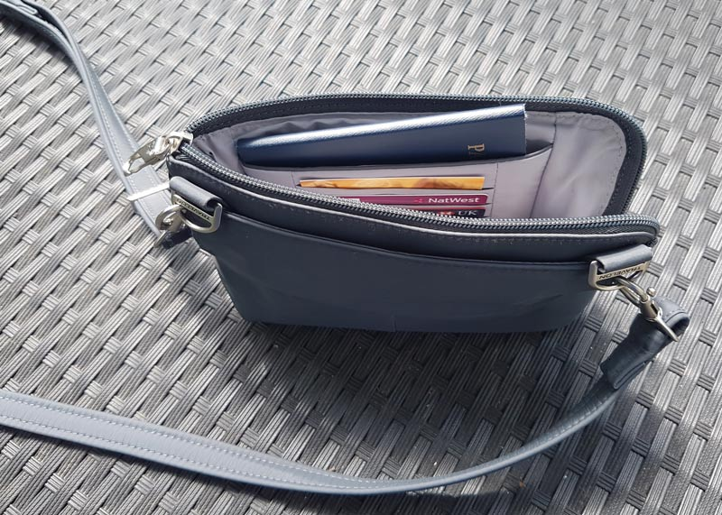 Travelon Anti-Theft Purse