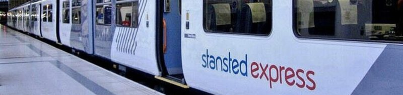 Stansted Express to London