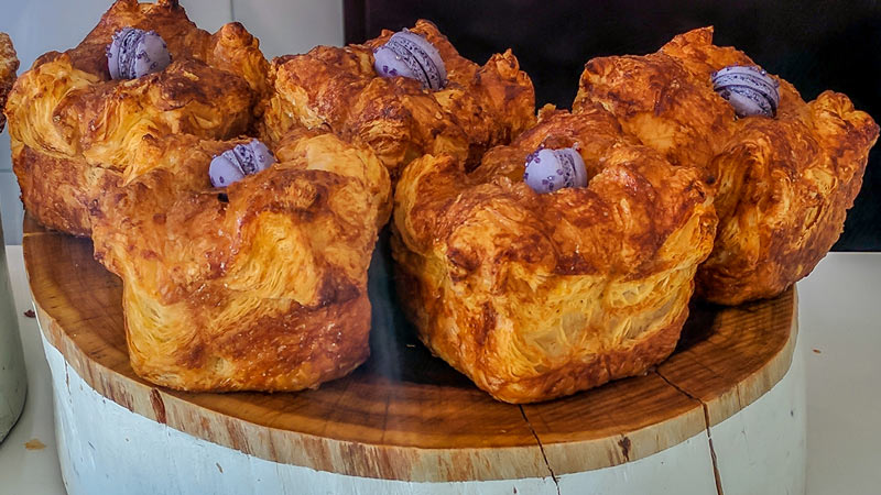 kouign amanns at San Francisco bakeries