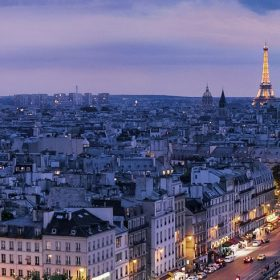 3-day paris itinerary