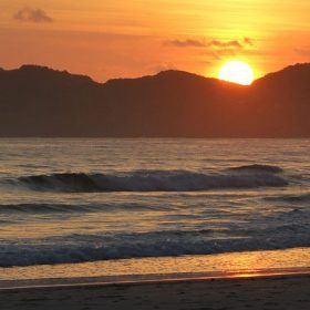 Byron Bay Australia sunset