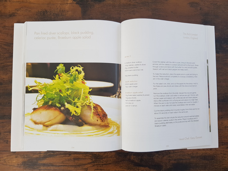 The Small Luxury Cookbook
