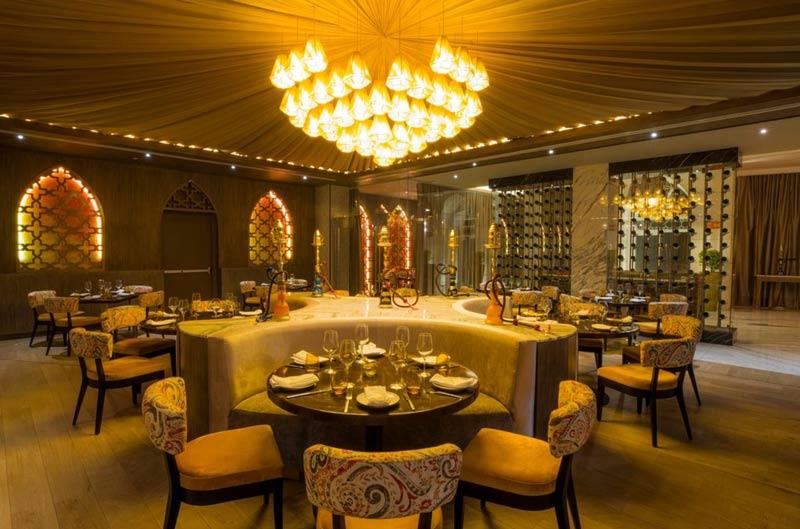 The Grand Restaurant