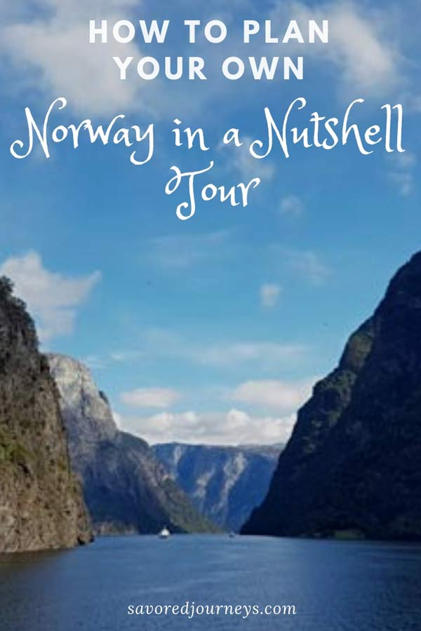 How to plan your own Norway in a Nutshell tour