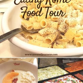 What to expect on an Eating Rome food tour