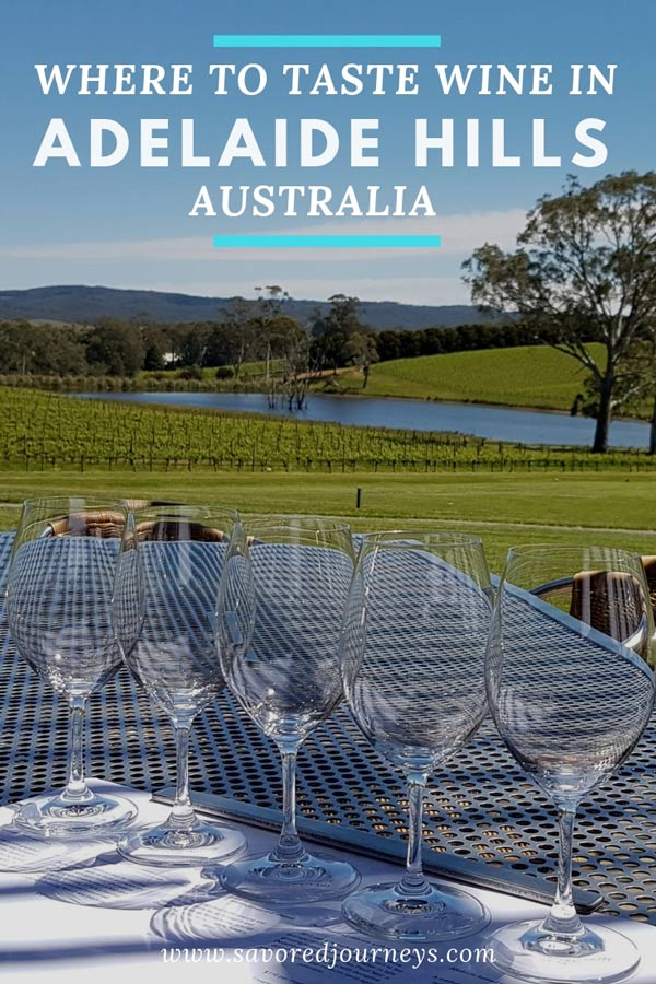 Where to go wine tasting in Adelaide Hills in South Australia (plus where to stay and eat)