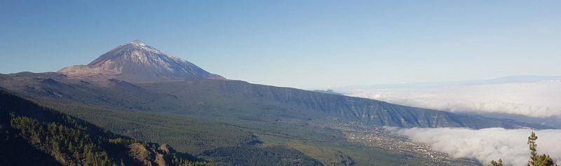 El Teide volcano in Tenerife