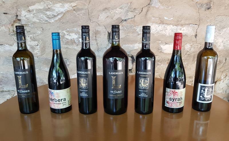 Landhaus Wines