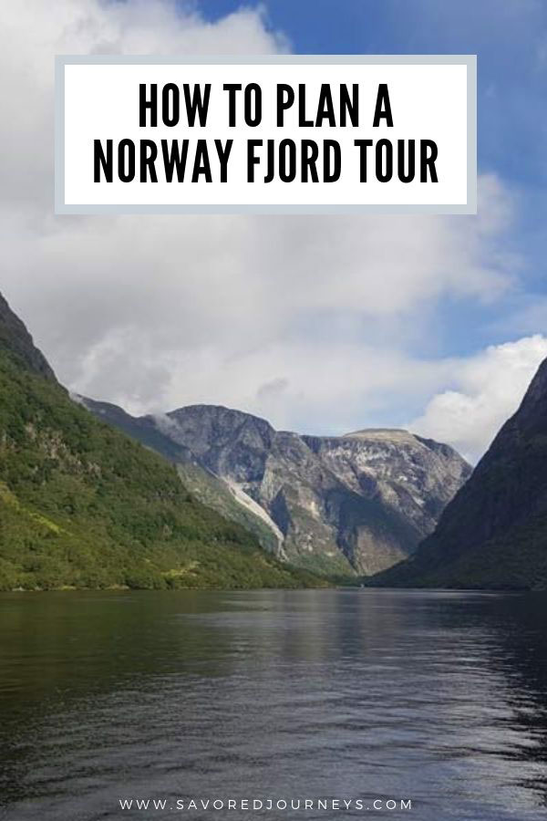 norway fjord tour