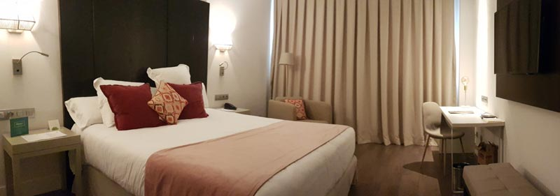 La Laguna Gran Hotel's basic rooms