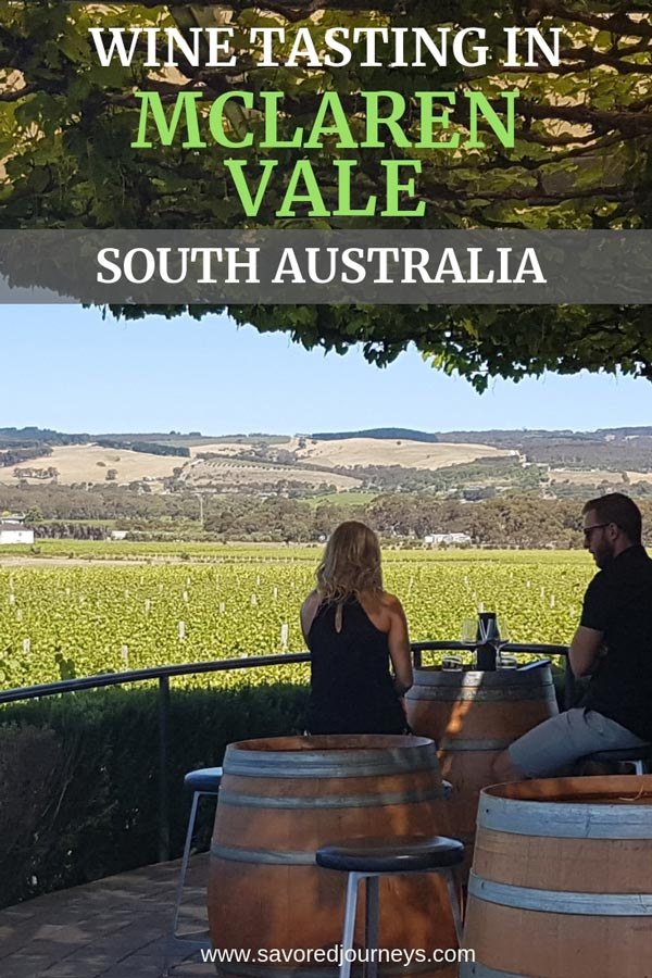 Here's where to go wine tasting in McLaren Vale in South Australia