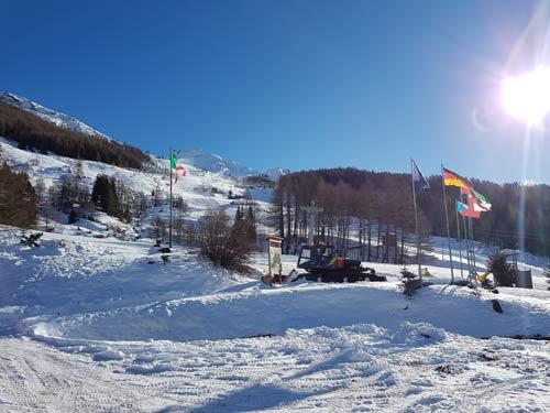 Madesimo ski slopes