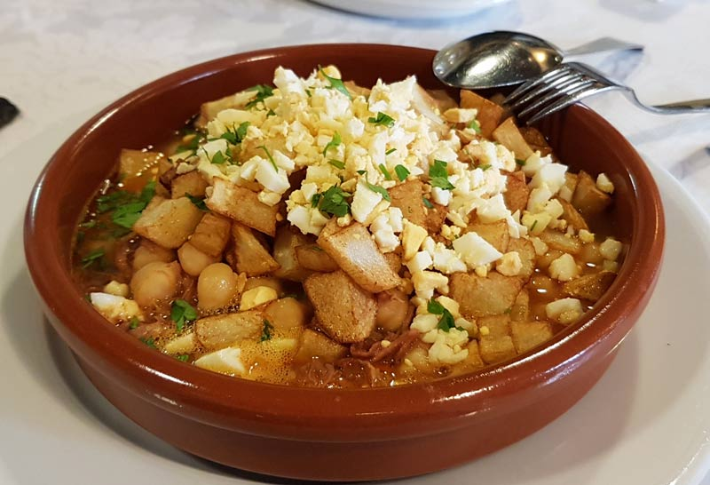 Ropa Vieja at Restaurante Regulo