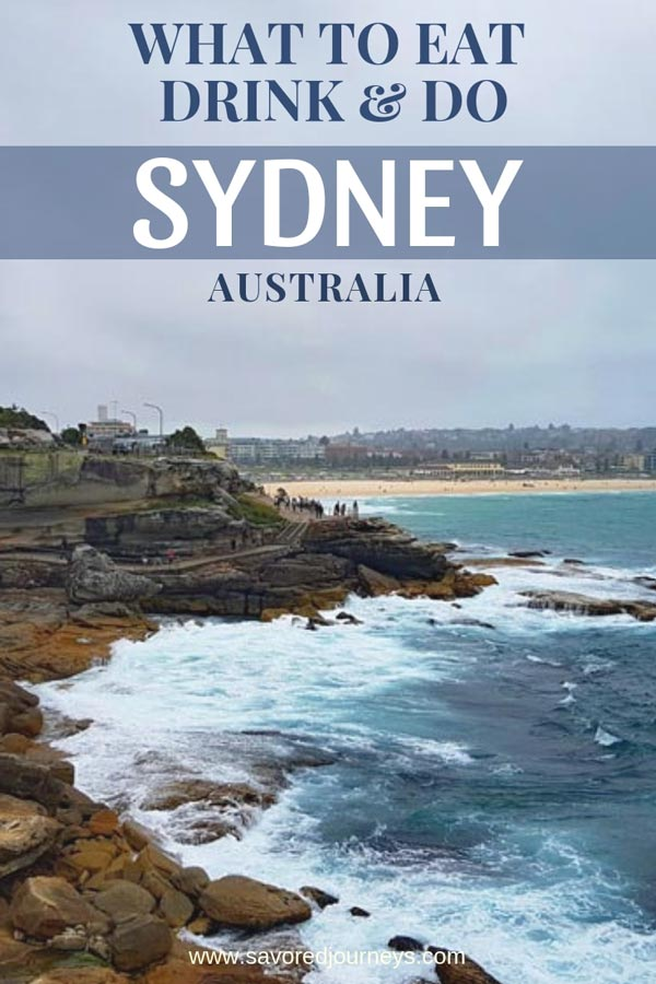 Plan a trip to Sydney with our guide: what to eat, drink and do in Sydney Australia