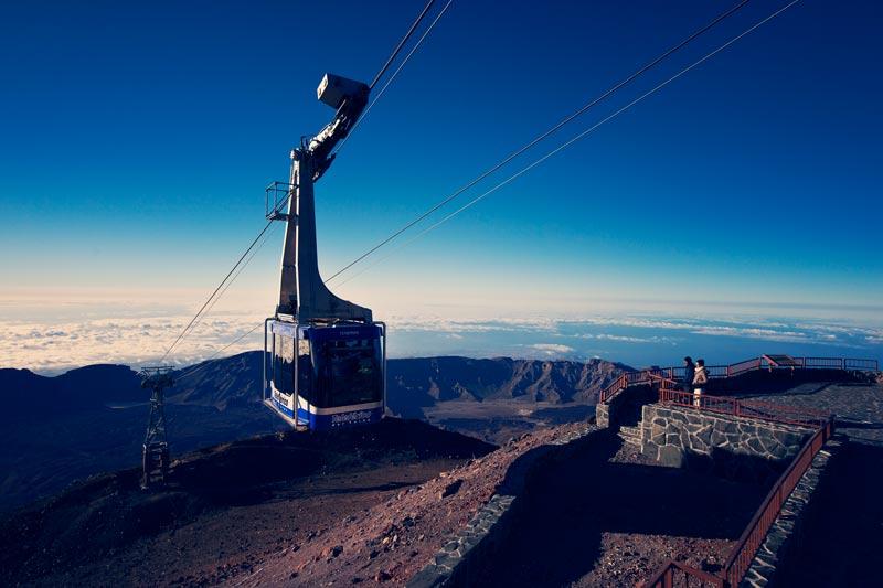 Teide National Park Cable Car