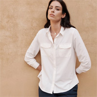Bluffworks Azores blouse