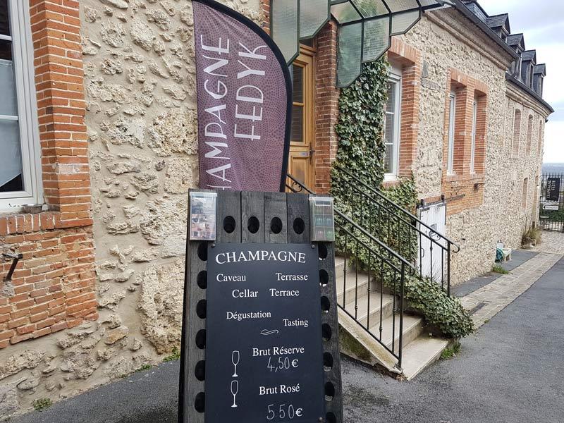 Champagne Fedyk