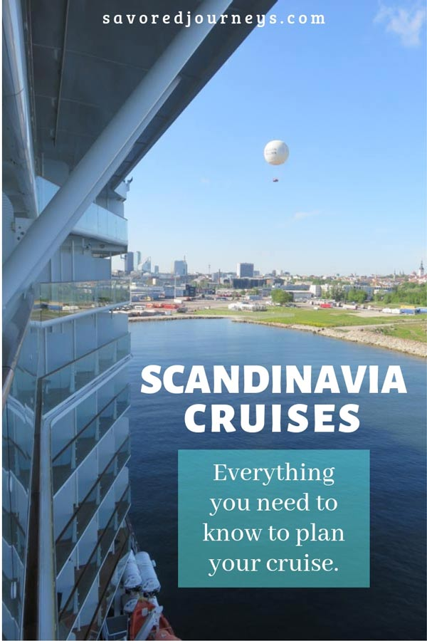 Get started planning a Scandinavia cruise