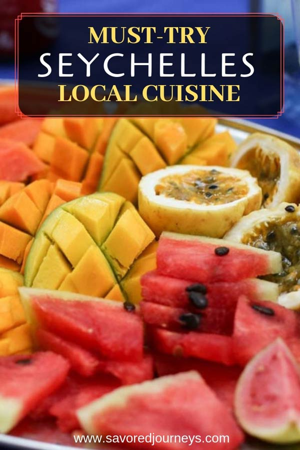 Seychelles local cuisine you must try