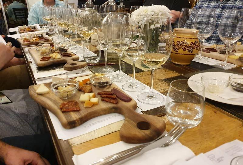 Taste Hungary wine tasting