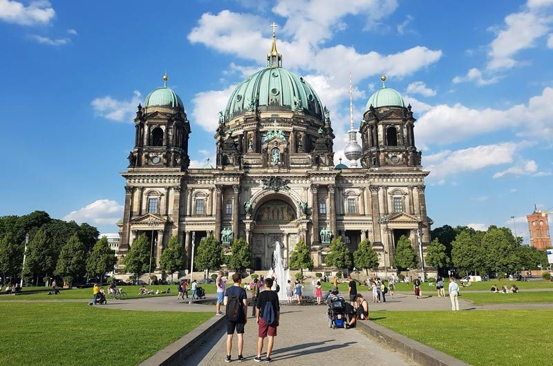 Berlin, Germany - how to plan a trip to europe