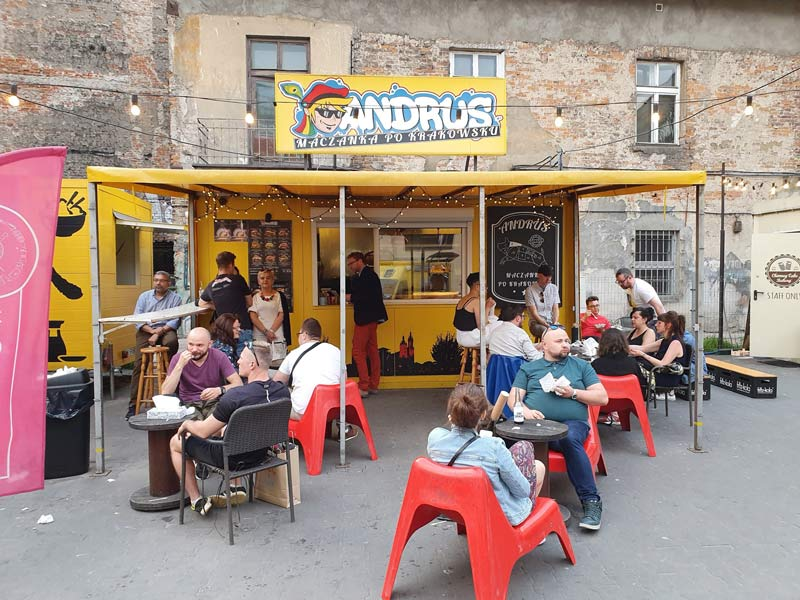 Andrus food truck
