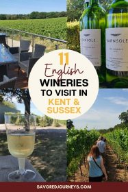 wineries in England