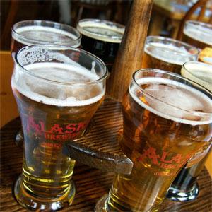 Alaskan Brewing Co beers