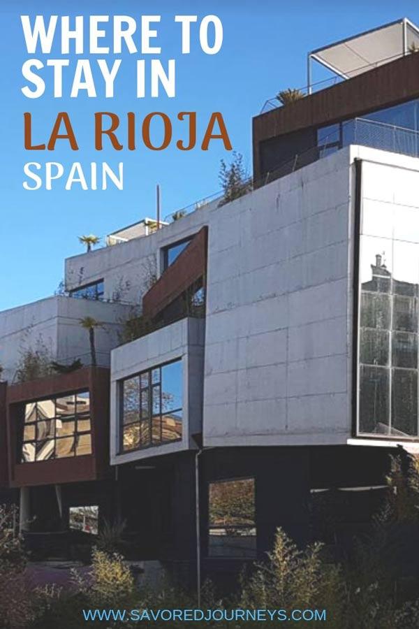 Where to Stay in La Rioja