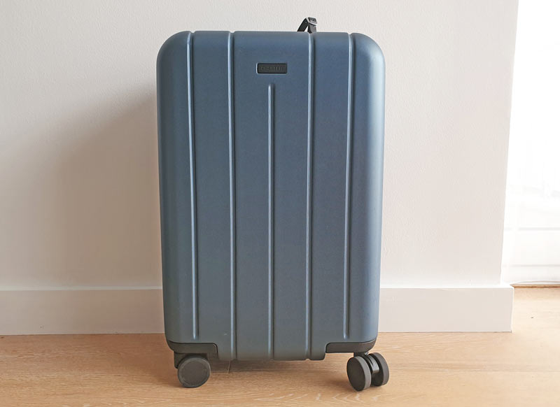 minima suitcase