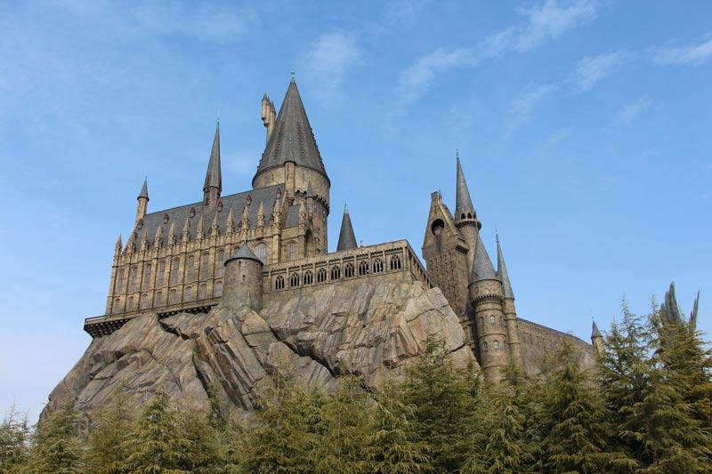 Hogwarts Castle, Universal Studios, Osaka