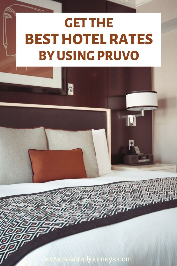 Pruvo booking tool