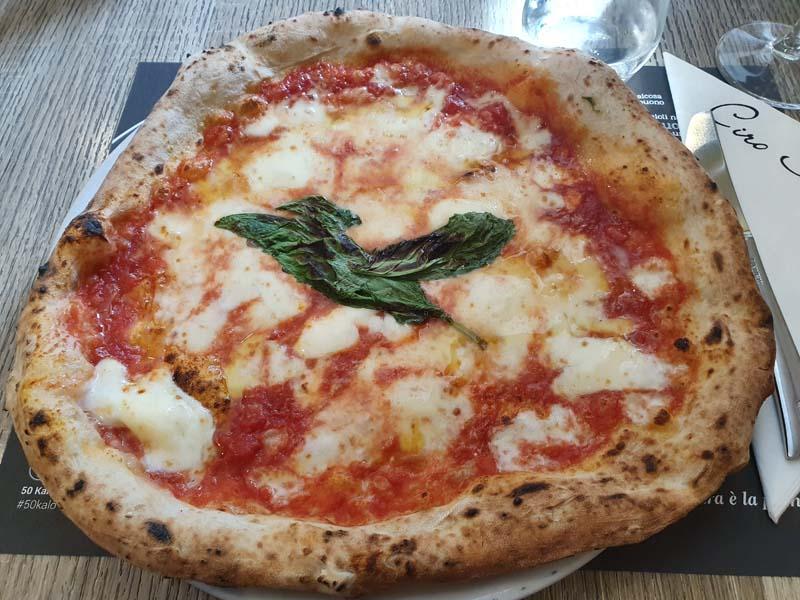 50 Kalo Margharita Pizza